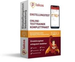 Einstellungstest Vorbereitung, Online-Testtrainer Komplettpaket