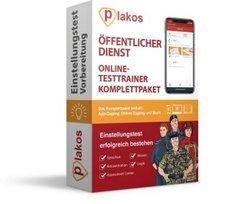 Öffentlicher Dienst Einstellungstest Vorbereitung Online-Testtrainer Komplettpaket