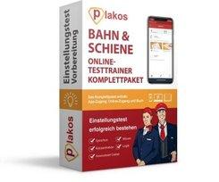 Bahn & Schiene Einstellungstest Vorbereitung, Online-Testtrainer Komplettpaket