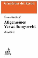 Maurer, Hartmut;Waldhoff, Christian