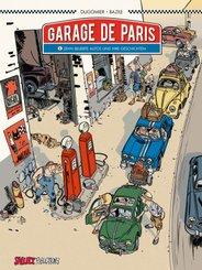 Garage de Paris - Bd.1