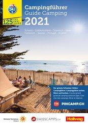 TCS Schweiz & Europa Campingführer 2021
