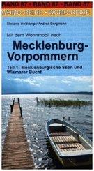 Mit dem Wohnmobil nach Mecklenburg-Vorpommern, Mecklenburgische Seen und Wismarer Bucht