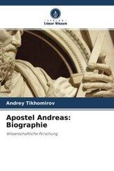 Apostel Andreas: Biographie
