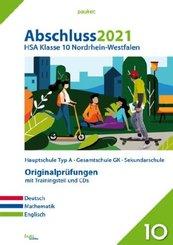 Abschluss 2021 - Hauptschulabschluss Klasse 10 Nordrhein-Westfalen