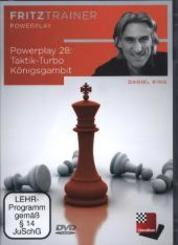 Powerplay 28: Taktik-Turbo Königsgambit
