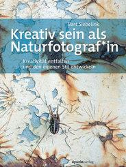 Kreativ sein als Naturfotografin