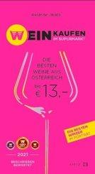 Weinkaufen im Supermarkt 2021