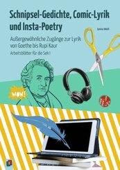 Schnipsel-Gedichte, Comic-Lyrik und Insta-Poetry