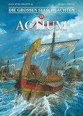 Die Großen Seeschlachten: Die Großen Seeschlachten / Actium 44 v. Chr.