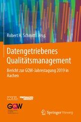 Datengetriebenes Qualitätsmanagement