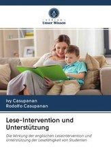 Lese-Intervention und Unterstützung