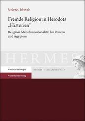 "Fremde Religion in Herodots ""Historien"""