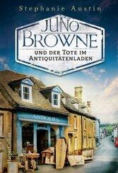 Juno Browne und der Tote im Antiquitätenladen