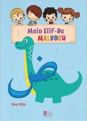 Mein Elif-Be Malbuch