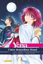 Yona - Unter demselben Mond, Light Novel