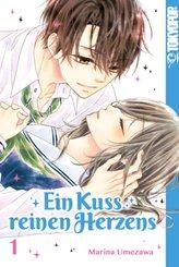 Ein Kuss reinen Herzens - Bd.1
