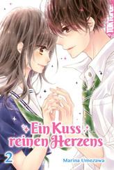 Ein Kuss reinen Herzens - Bd.2