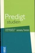 Predigtstudien 2020/2021 - 1. Halbband