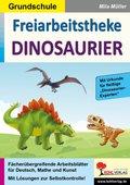 Freiarbeitstheke Dinosaurier