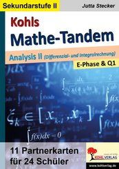 Kohls Mathe-Tandem / Analysis II