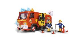 Feuerwehrmann Sam Mega Deluxe Jupiter, 2 Figuren