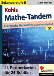 Kohls Mathe-Tandem / Analytische Geometrie