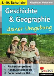 Geschichte & Geographie ... deiner Umgebung