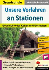 Unsere Vorfahren an Stationen