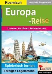 Europa-Reise