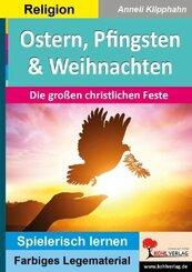 Ostern, Pfingsten & Weihnachten