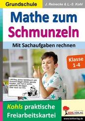 Mathe zum Schmunzeln / Grundschule - Mit Sachaufgaben rechnen