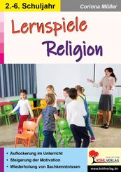 Lernspiele Religion; Band 1. Teilband 1.2