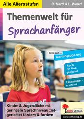 Themenwelt für Sprachanfänger