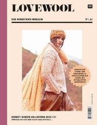 LOVEWOOL Das Handstrick Magazin - No.11