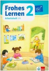 Frohes Lernen Sprachbuch 2. Ausgabe Bayern