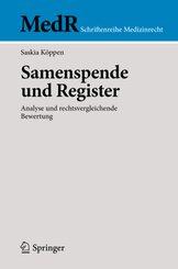Samenspende und Register