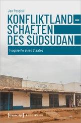 Konfliktlandschaften des Südsudan