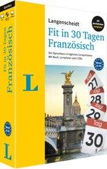 Langenscheidt Fit in 30 Tagen Französisch, m. 3 Audio-CDs