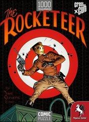 The Rocketeer (Die Zielscheibe) - Comic Puzzle (1000 Teile)