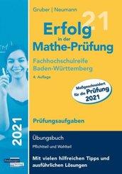 Erfolg in der Mathe-Prüfung Fachhochschulreife 2021 Baden-Württemberg Prüfungsaufgaben