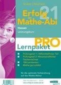 Erfolg im Mathe-Abi 2021 Hessen Lernpaket 'Pro' Leistungskurs, 3 Teile