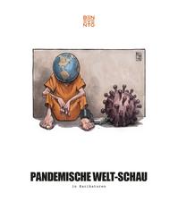 Pandemische Welt-Schau in Karikaturen