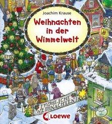Weihnachten in der Wimmelwelt