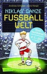 Fußball und ...: Niklas' ganze Fußballwelt