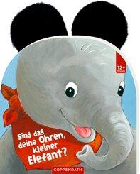 Sind das deine Ohren, kleiner Elefant?