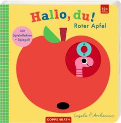 Hallo, du! Roter Apfel