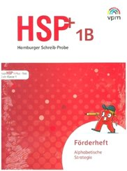 Hamburger Schreib-Probe (HSP) Fördern 1