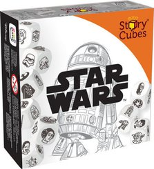 Story Cubes Star Wars (Display) (Spiel)