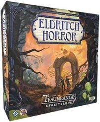 Eldritch Horror - Traumlande (Spiel-Zubehör)